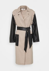 4th & Reckless - JAGGER JACKET - Trenchcoat - taupe/black - 7