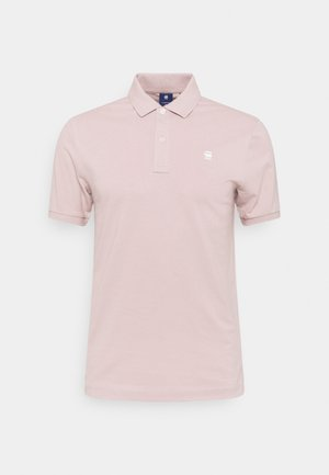 DUNDA SLIM - Polo shirt - light pink