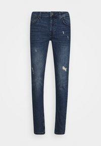 Only & Sons - ONSLOOM DAMAGE - Slim fit jeans - blue denim - 3