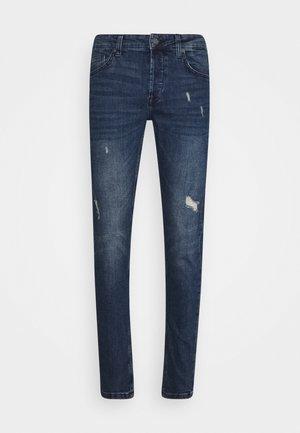 ONSLOOM DAMAGE - Jean slim - blue denim