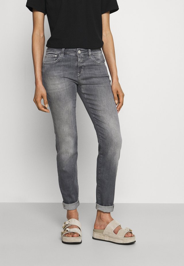 BAKER LONG - Jeans slim fit - mid grey
