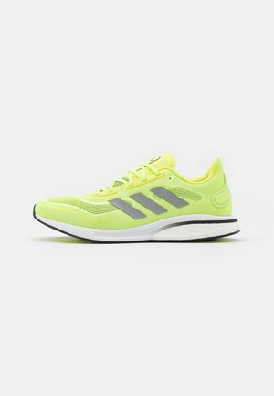 SUPERNOVA - Chaussures de running neutres - solar yellow/silver metallic/core black