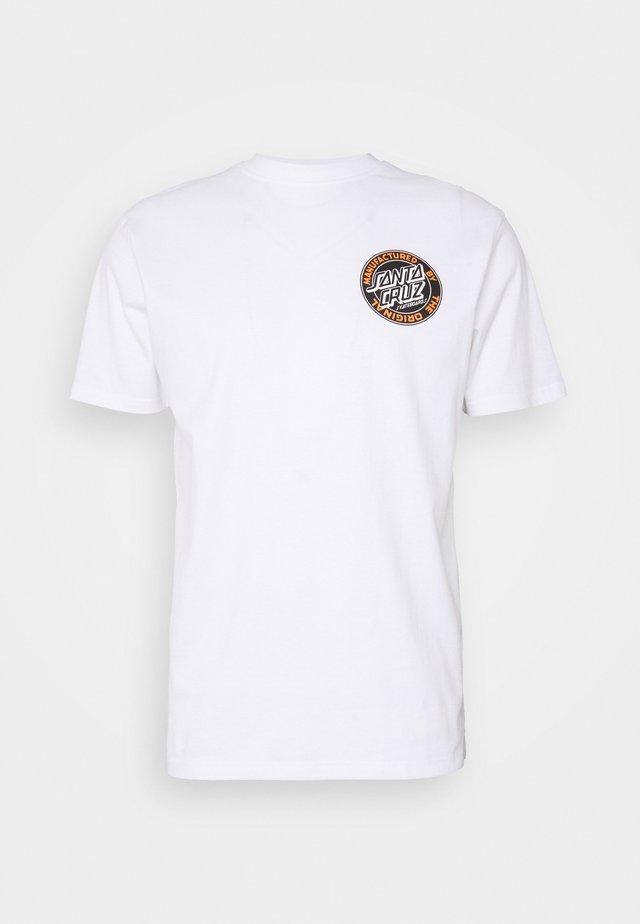 UNISEX MFG T-SHIRT - T-shirt con stampa - white