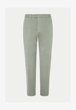 SANDERSON - Trousers - sage