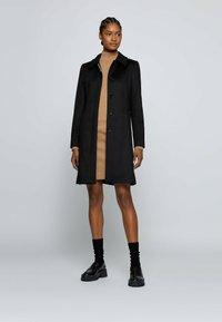 BOSS - CASENA - Classic coat - black - 1