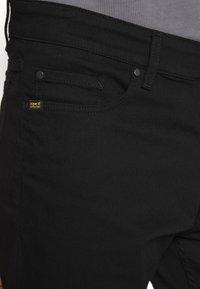 Tiger of Sweden Jeans - ASH - Denim shorts - black - 5