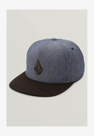 STONE TECH - Cap - stormy blue