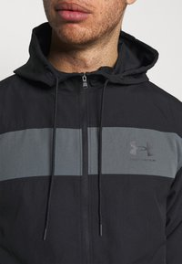 Under Armour - Windbreaker - black - 3