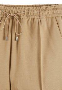 BOSS - Trousers - beige - 5