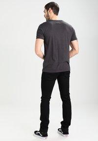 Tommy Jeans - SCANTON - Slim fit jeans - black comfort - 2