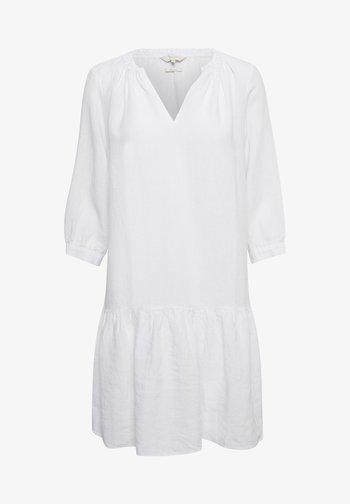 CHANIA - Vestido informal - bright white