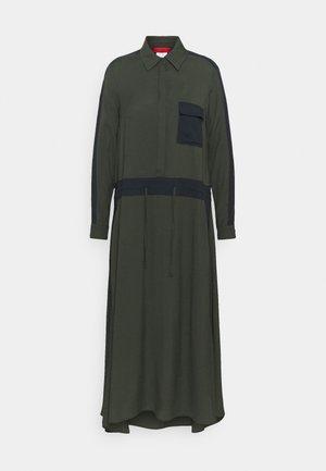GLENDA - Košilové šaty - khaki green