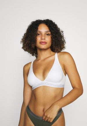MODERN STRUCTURE - Soutien-gorge triangle - white