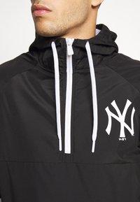New Era - MLB WINDBREAKER NEW YORK YANKEES - Article de supporter - black - 7