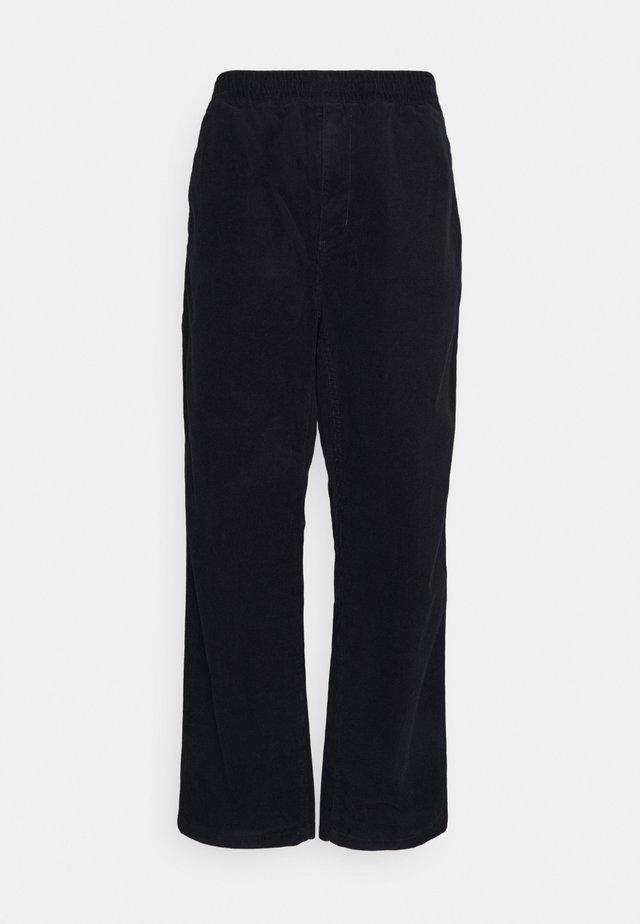 FLINT PANT FORD - Pantalones - dark navy rinsed