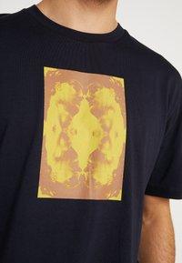 Tiger of Sweden Jeans - PRO  - T-shirt med print - black - 5
