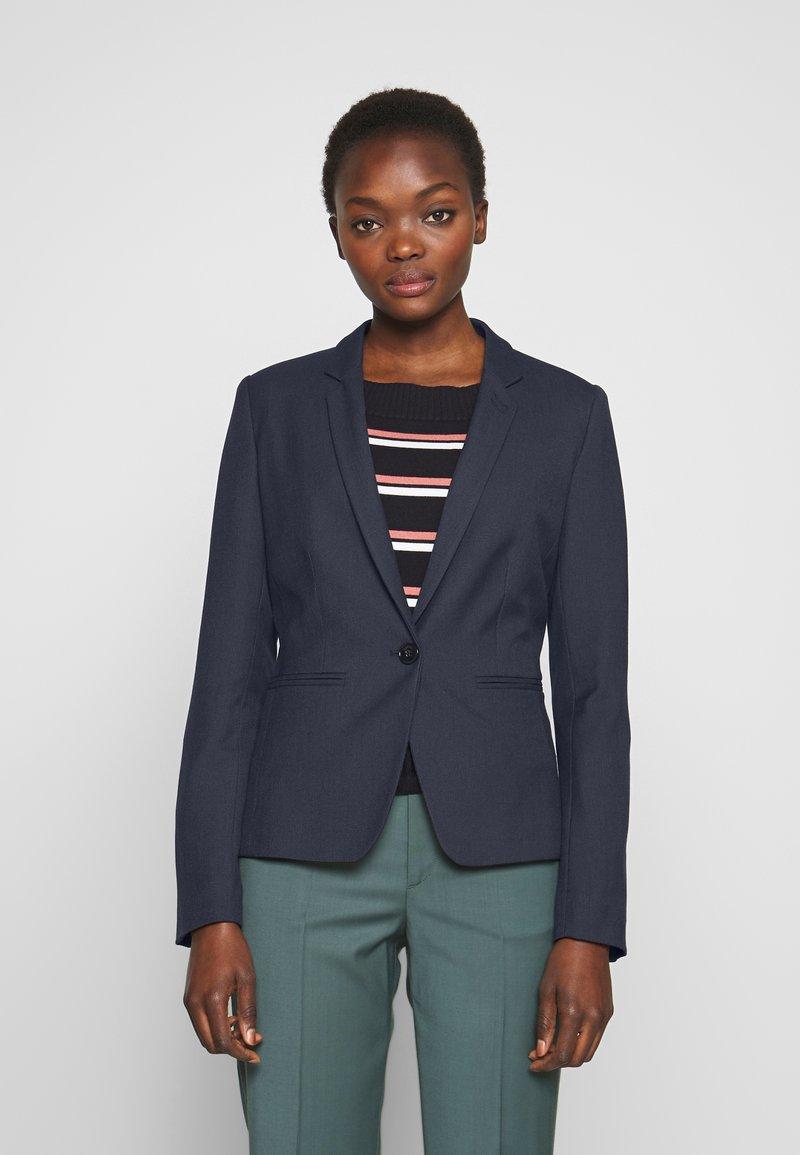 MAX&Co. - MANILA - Blazer - navy blue pattern