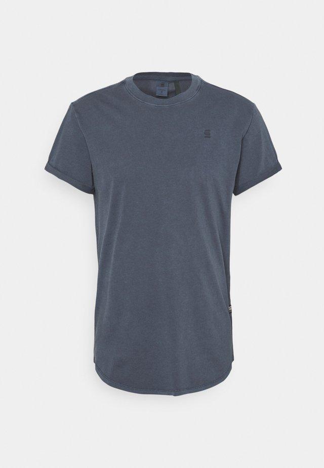 LASH - T-shirt basic - luna blue
