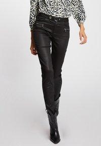 Morgan - Trousers - black - 0