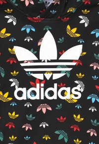 adidas Originals - HOODIE - Jersey con capucha - black/multicolor/white - 3