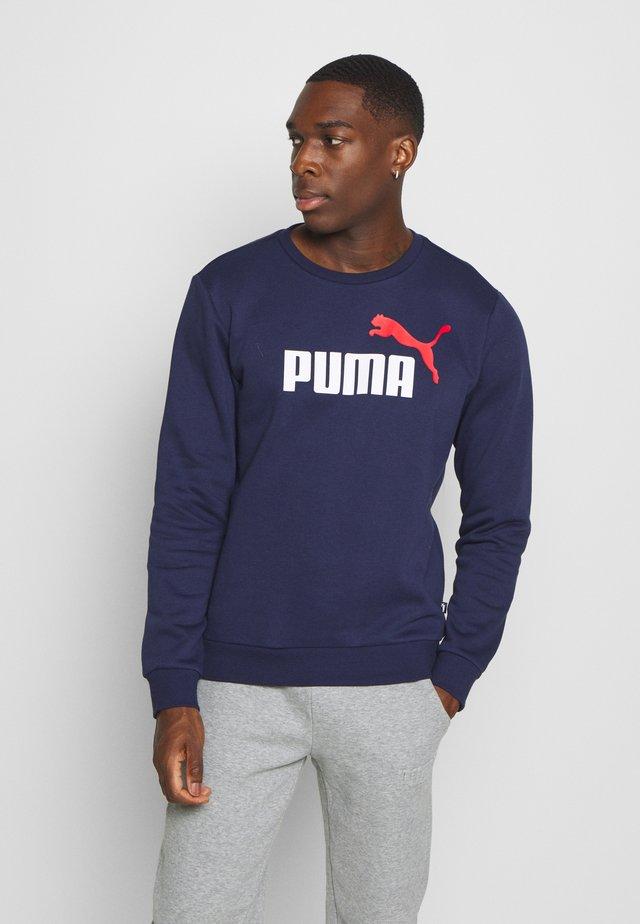 CREW BIG LOGO - Sweatshirt - peacoat