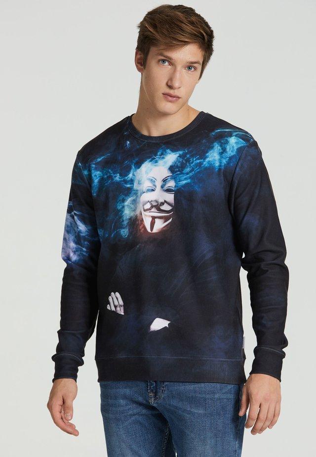 ANONYMOUS - Sweater - black