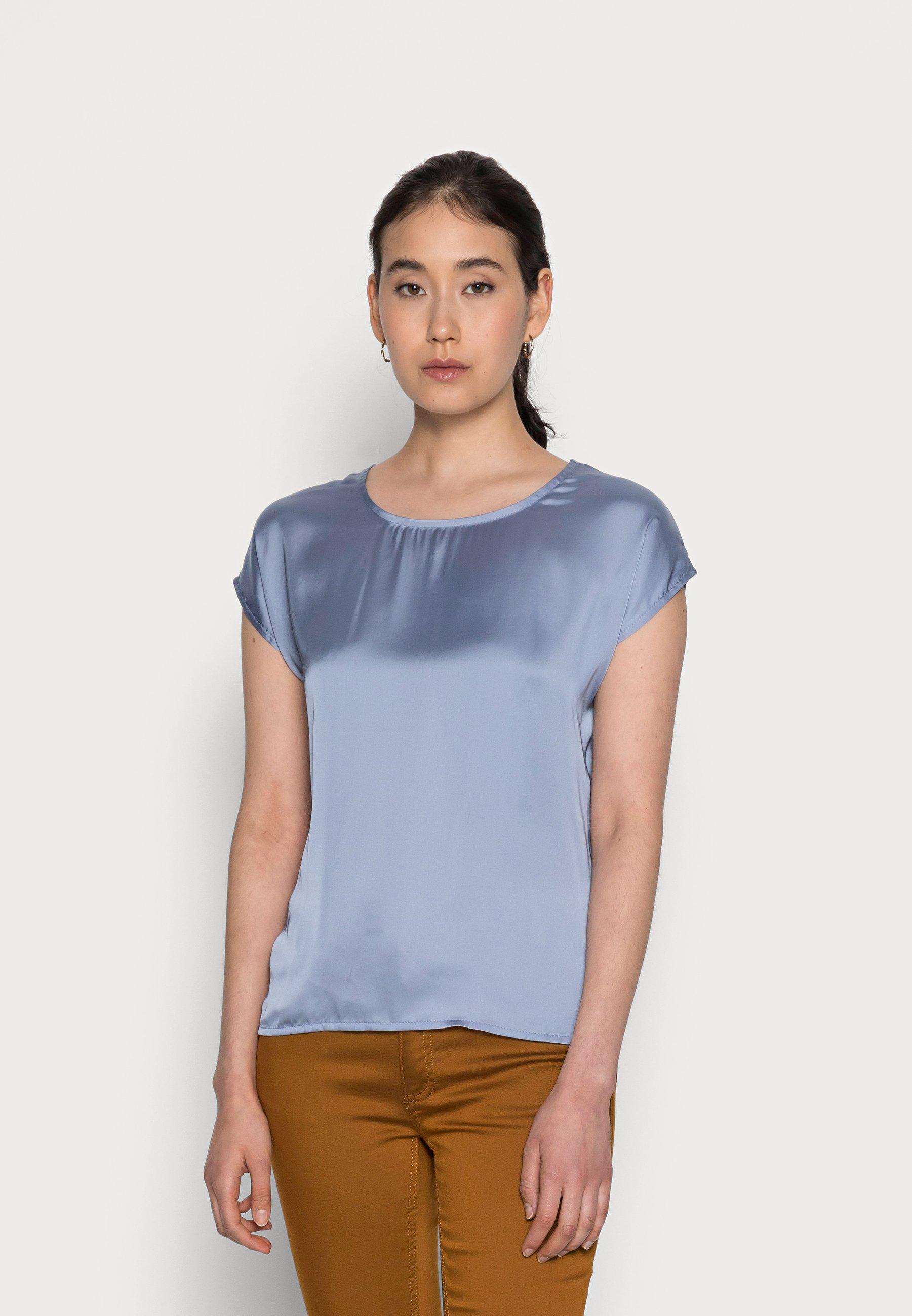 Women NON SLEEVE - Basic T-shirt