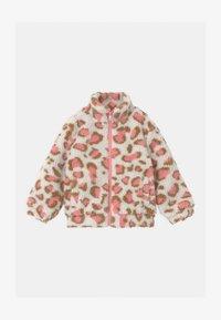 Cotton On - ZIP THROUGH - Winterjas - dark vanilla/pink - 0