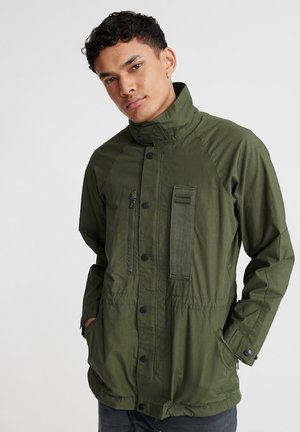 SUPERDRY UTILITY FIELD JACKET - Giacca outdoor - utl olive