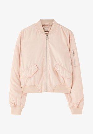 Bombertakki - pink