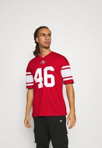 Fanatics - NFL SAN FRANCISCO 49ERS FRANCHISE SUPPORTERS - Club wear - red - 0