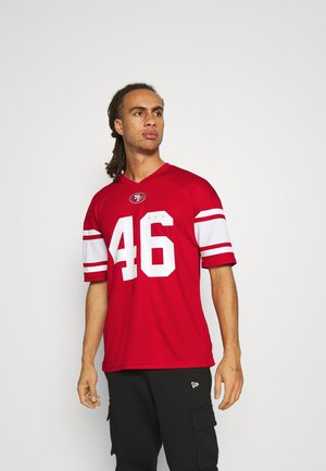 NFL SAN FRANCISCO 49ERS FRANCHISE SUPPORTERS - Club wear - red