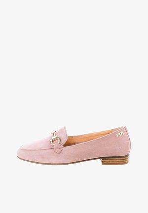 TURIANO - Loaferit/pistokkaat - pink