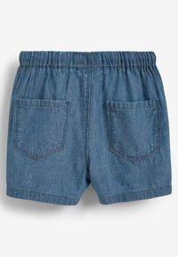Next - 3 PACK - Shorts - blue - 4