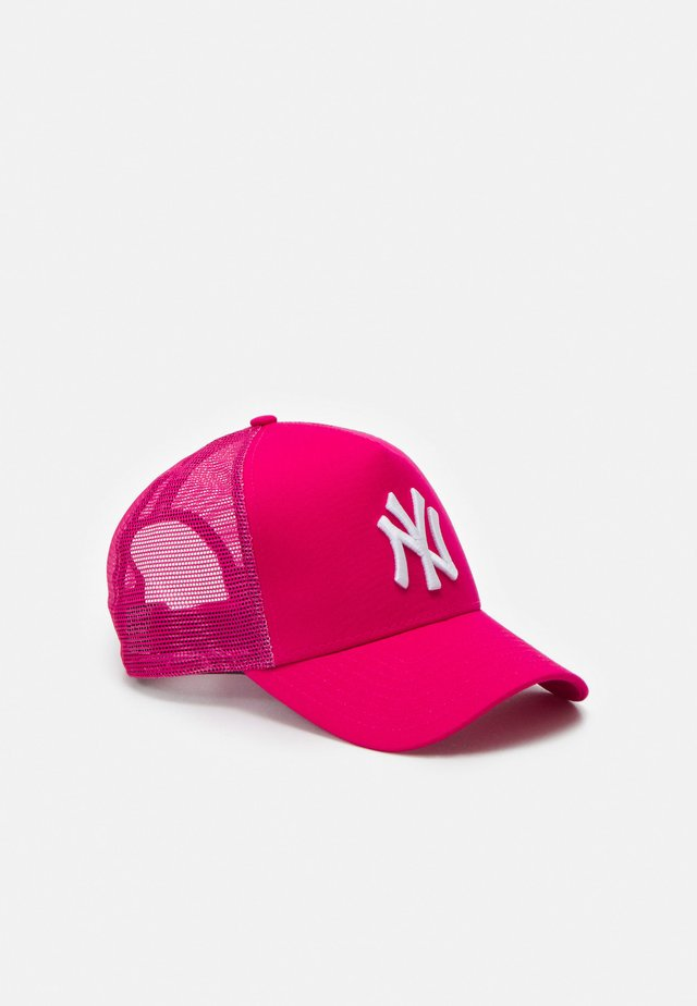 TONAL TRUCKER UNISEX - Cappellino - pink