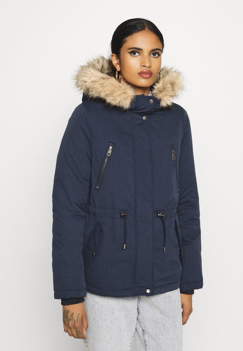 Vero Moda - VMAGNESBEA - Light jacket - navy blazer
