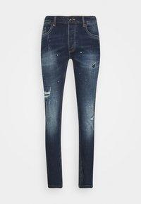 Kings Will Dream - RALPH CAROT FIT  - Slim fit jeans - blue - 3