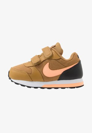 RUNNER 2 - Matalavartiset tennarit - wheat/orange pulse/black/white