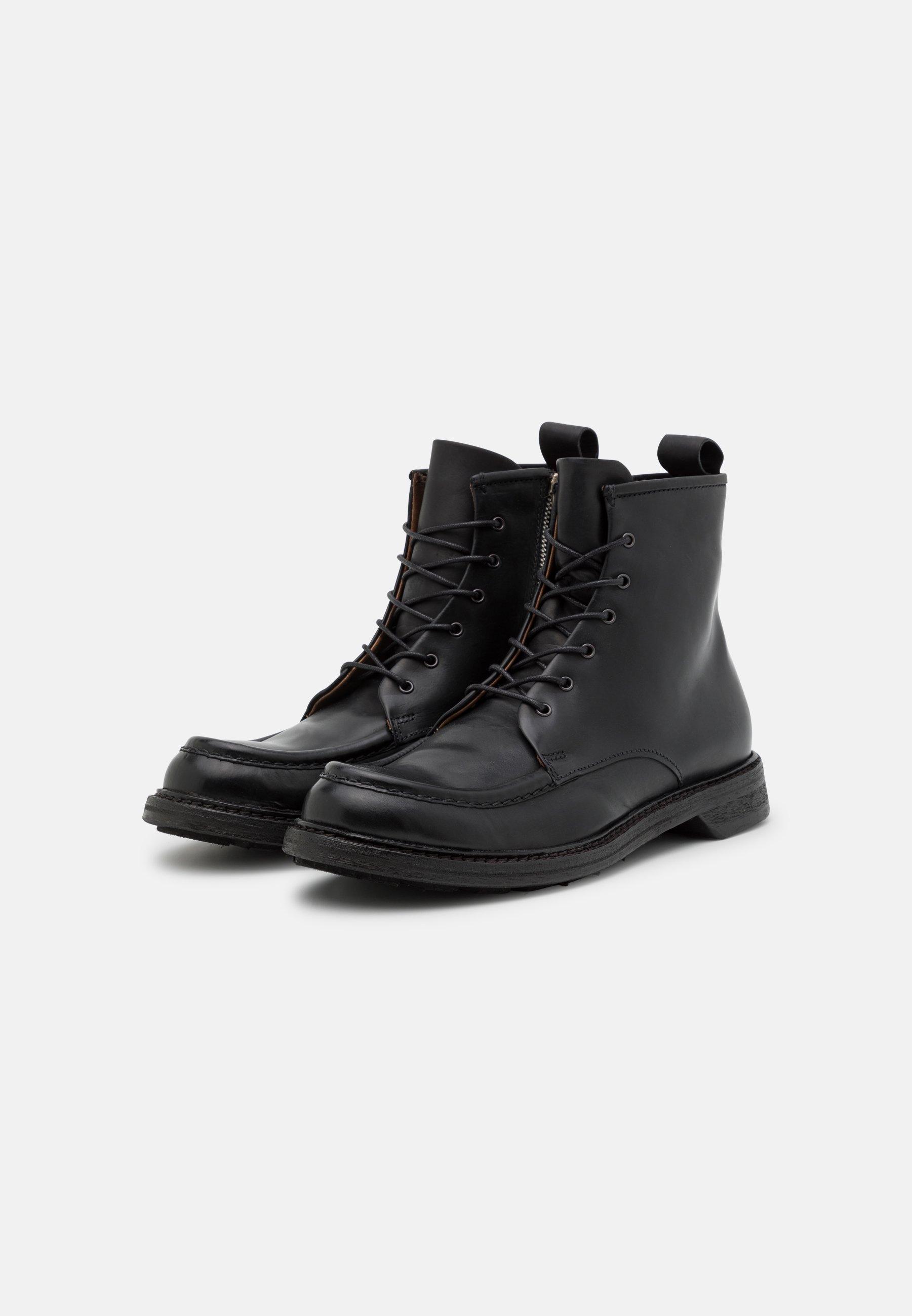 Men DIVISION - Lace-up ankle boots