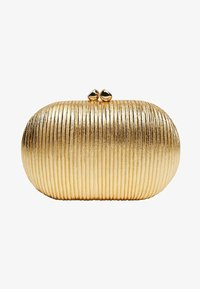 Violeta by Mango - SHINNY - Clutch - gold - 0