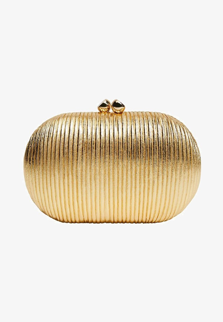 Violeta by Mango - SHINNY - Clutch - gold