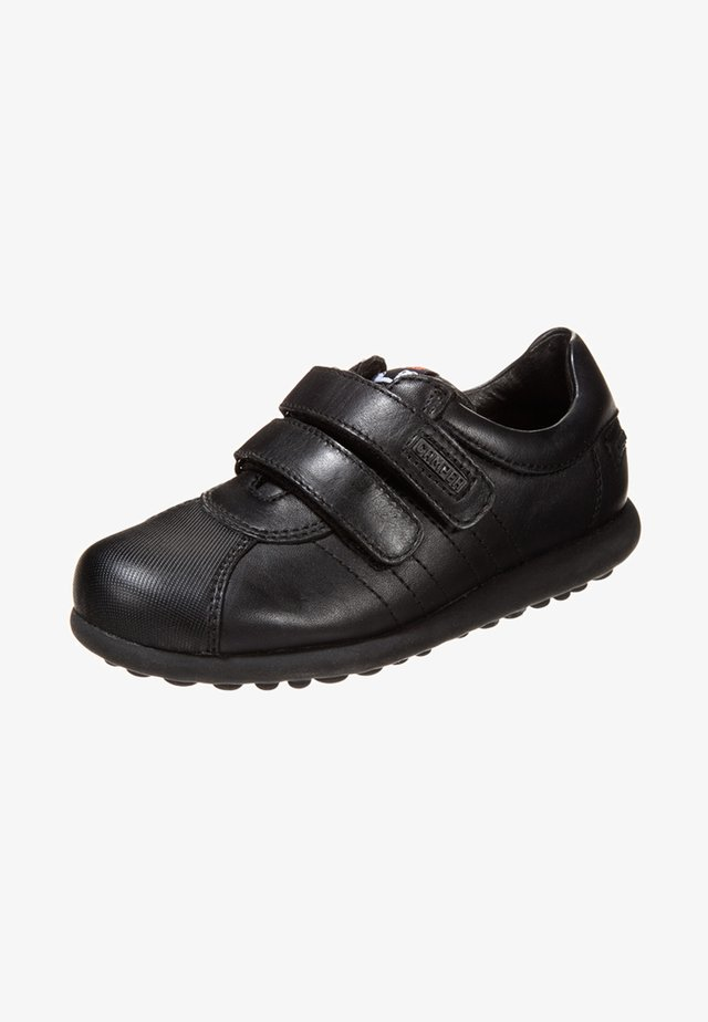 PELOTAS ARIEL  - Touch-strap shoes - black