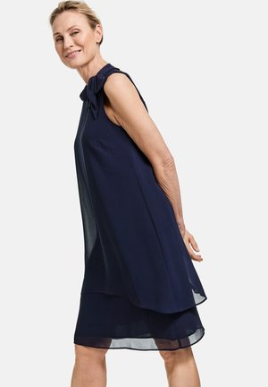 Day dress - dark navy