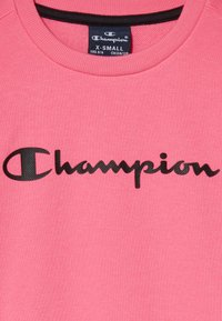 Champion - LEGACY AMERICAN CLASSICS FLUO CREWNECK  - Mikina - neon pink - 2