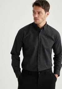 DeFacto - Shirt - indigo - 0