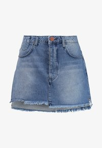 One Teaspoon - HOLLYWOOD MID RISE RELAXED MINI SKIRT - A-linjainen hame - hollywood - 5