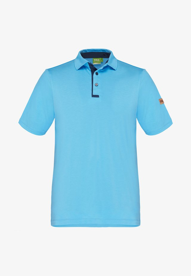 TAO TECHNICAL WEAR COULETTO HERREN FUNKTIONS POLO SHIRT DON - Sports shirt - pacifico