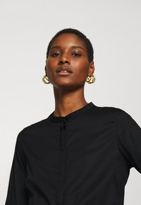 Mos Mosh - MATTIE  - Button-down blouse - black - 4