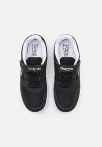 Kappa - UNISEX - Sportovní boty - black/white - 3