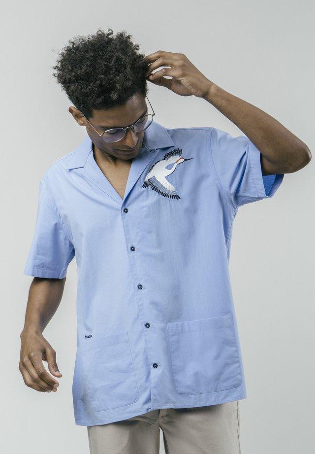 Luck  - Skjorter - blue